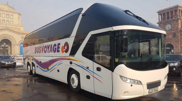 Busvoyage avtobus